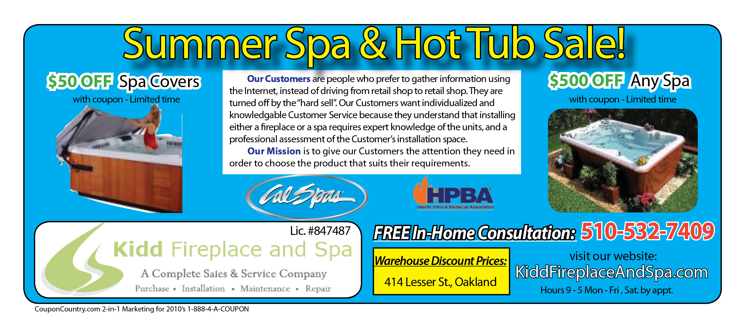 Coupons, Deals and Discounts | DISCOUNT SPA COVERS & HOT TUB ...