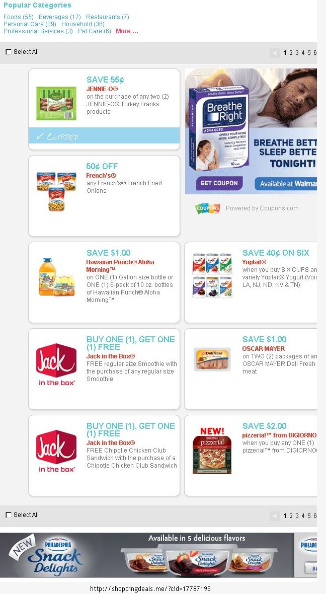 Coupon search uk