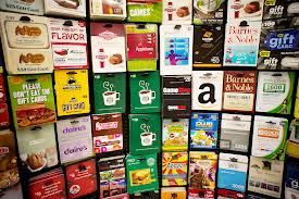 GIFT CARD MALL - Dozens of Top, Discount Cards -Groupon,Visa, Home