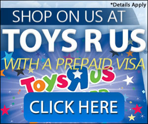 Free Toys R Us Card Secrets: How To Get Pre-Paid In 3 Simple Steps