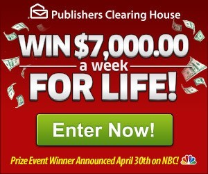 Publishers Clearing House Games - Publishers Clearing House