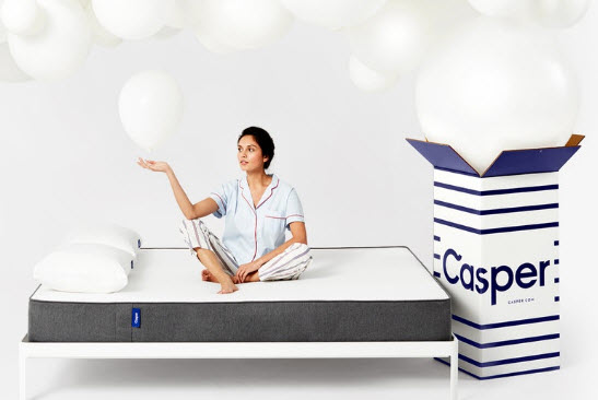 Top Rated Casper Mattress  – So comfortable, you'll forget it's there
