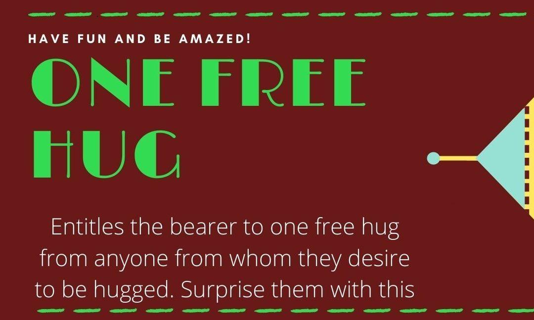 FREE Holiday Hugs, Vintage Christmas, Anti-Covid CBD, Covid Tribute, Trump Fights On